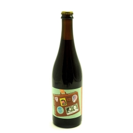 Mikkeller The Beer Traveler BA Oloroso 8,3%, Belgian Strong Ale