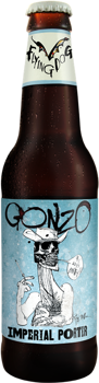 Flying Dog Flying Dog  Gonzo Imp. Porter 10% 0,355l