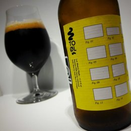 To Øl Let Sherry Mælk 4,1% Session Sherry Milk Stout