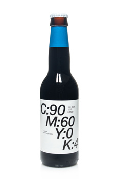 To Øl Mr. Blue 2019 10% Imperial Blackcurrant Stout