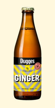 Dugges /Other Half Ginger 8% Imperial Sour Ale