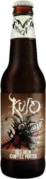Flying Dog Kujo Cold Brew Coffee Porter 6%
