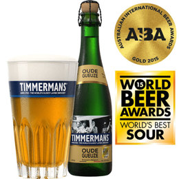 Timmermans Oude Gueuze 5% 0,375l