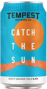 Tempest Catch the Sun 5,4% 0,33l (can)