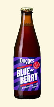 Dugges Blueberry 4,8% 0,33l