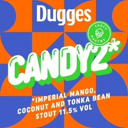 Dugges Candy2 11,5% 0,33l