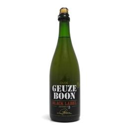 Mikkeller x Boon - Oude Geuze Black Label Version 3.